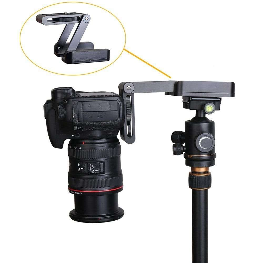 Tripod Head Demonstration