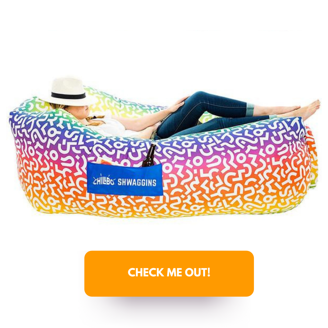 Chillbo Shwaggins Inflatable Lounger