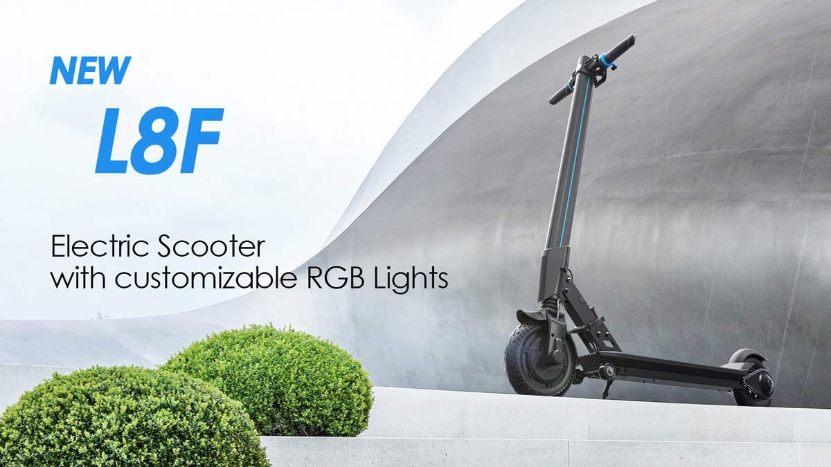 Shop InMotion L8F Electric Scooter
