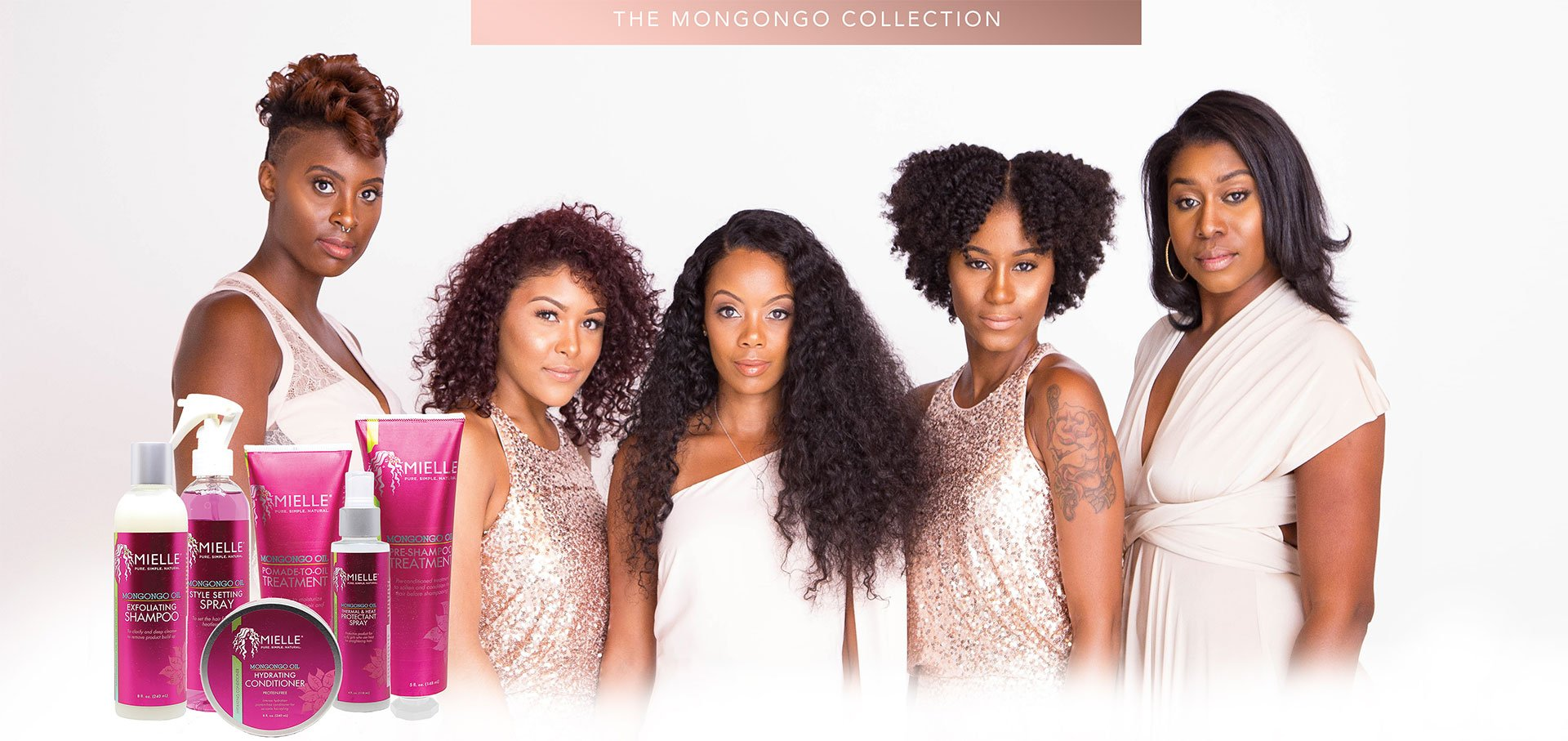 mielle organics the mongongo oil collection