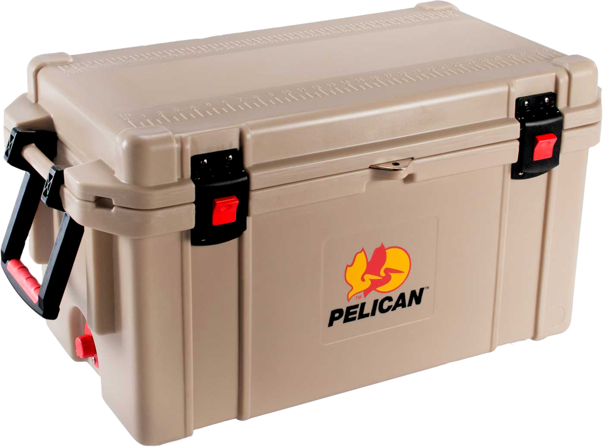 First generation 65QT Pelican Elite Cooler