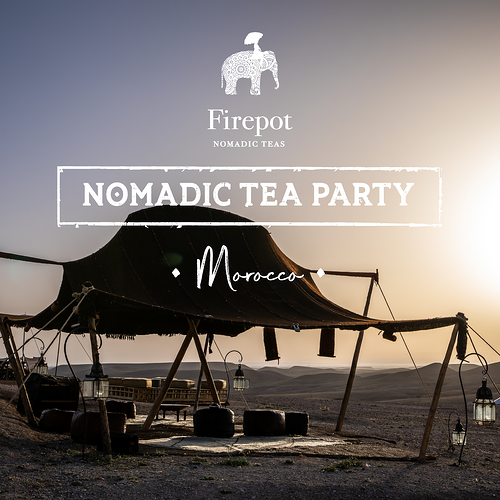 Firepot Moroccan Tea Party Guide