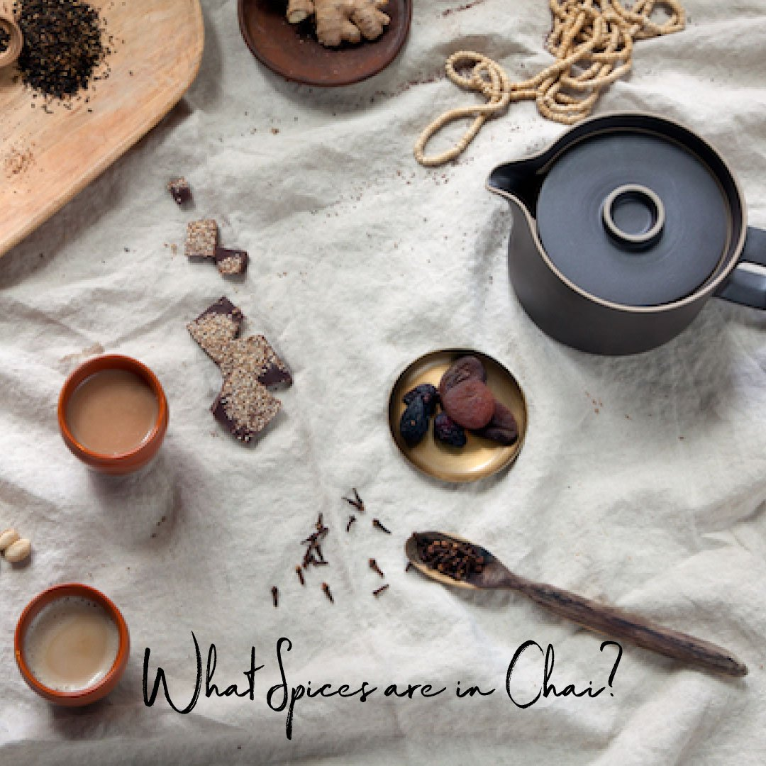 What Spices are in Chai?