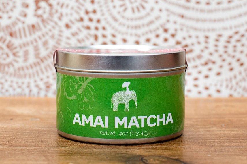 Amai Matcha Tin