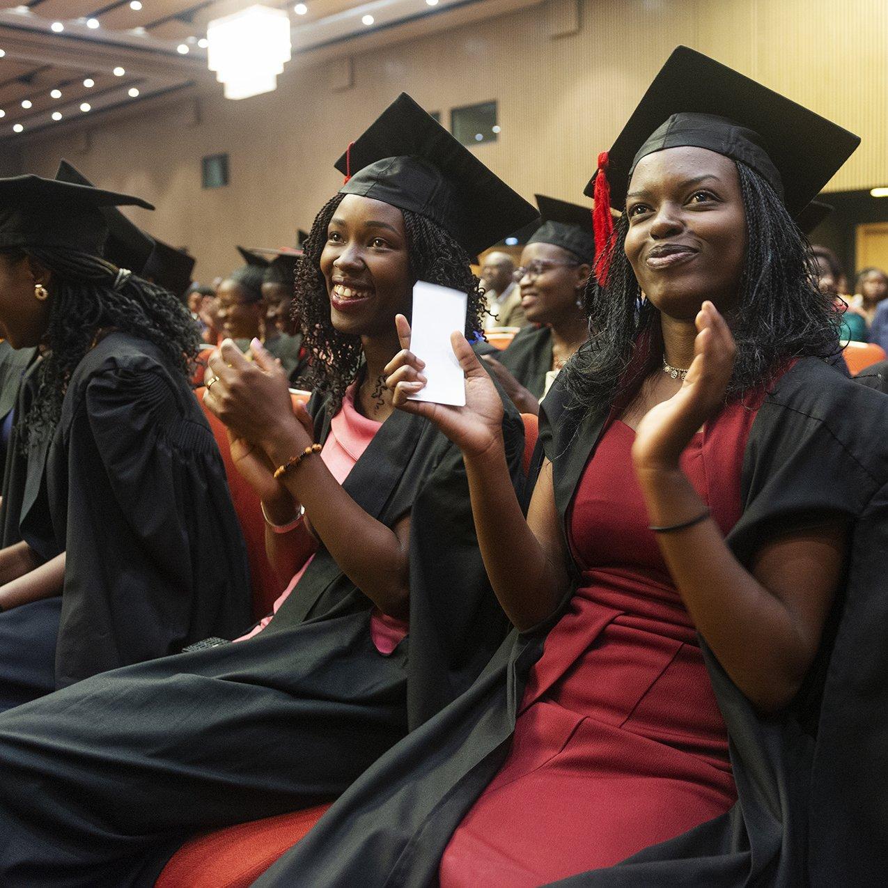 Akliah graduates