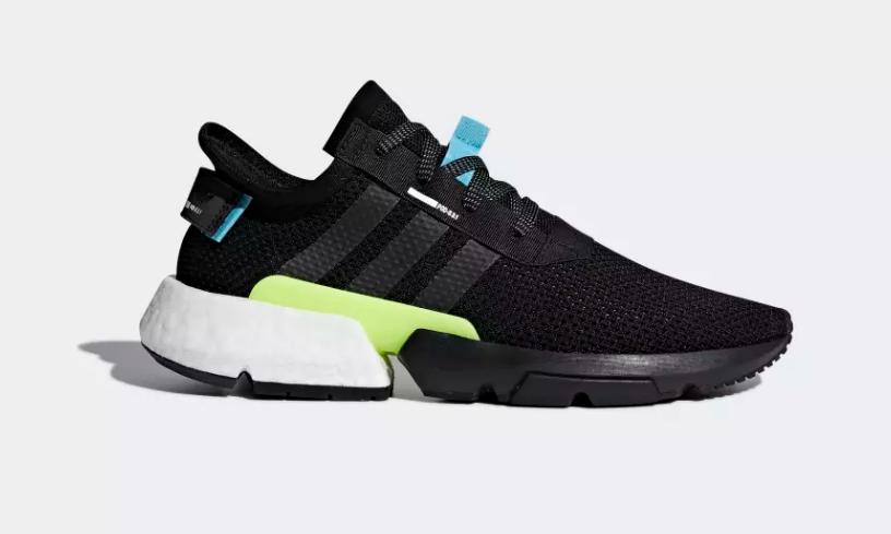 side adidas POD-S3.1 core black OG