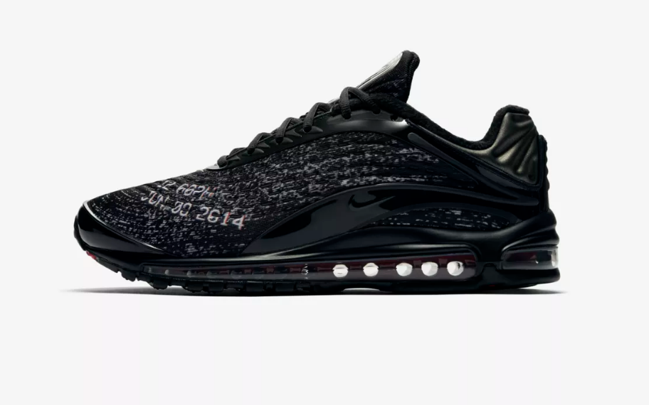 side view NIKE AIR MAX DELUXE SK 'SKEPTA'