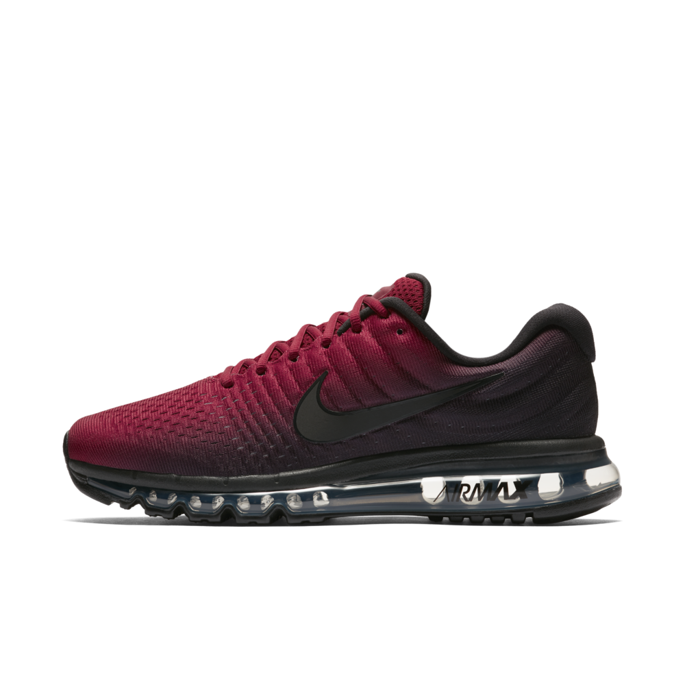 nike air max 2017 in red