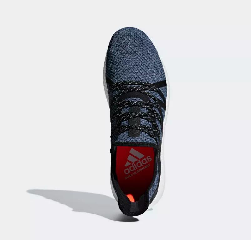 overhead adidas Speedfactory AM4NYC City Series