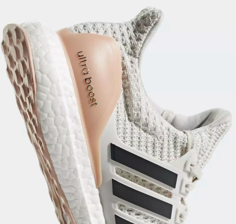 detail cloud white carbon adidas ultra boost