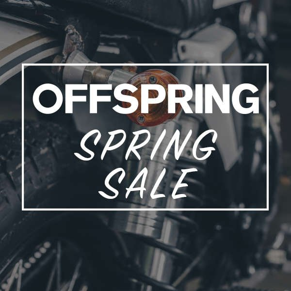 the offspring spring sale has started