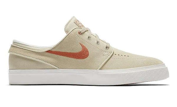 side view of nike sb janoski
