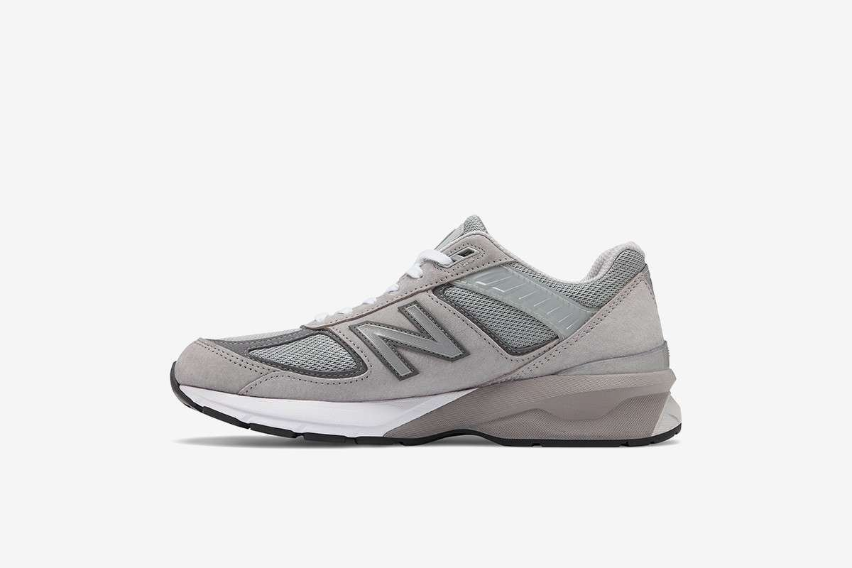 premium selection de6d5 f03d2 LATEST RELEASE: NEW BALANCE 990V5 MEN'S TRAINERS – SOLEHEAVEN
