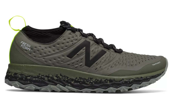 BUY OLIVE GREEN NEW BALANCE FRESHFOAM HIERRO V3