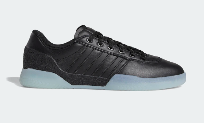 BUY THE ADIDAS ORIGINALS CITY CUP IN CORE BLACK CLEAR SKY