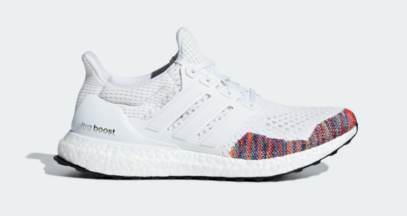 SIDE VIEW ADIDAS ULTRABOOST LTD 'MULTI-KNIT TOE'