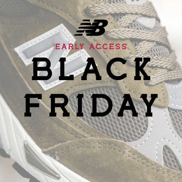 EARLY ACCESS NEW BALANCE BLACK FRIDAY 2018