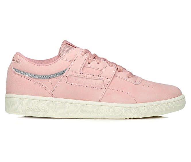 reebok club workout sn in pink
