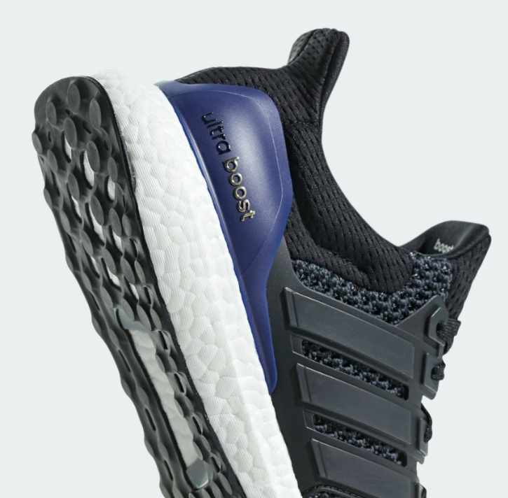 SOLE DETAILS OF ADIDAS ULTRABOOST OG 'CORE BLACK'