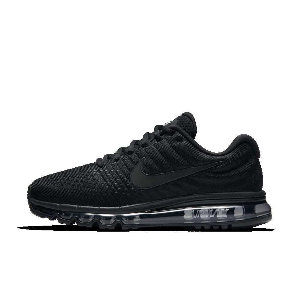 nike air max 2017 in black
