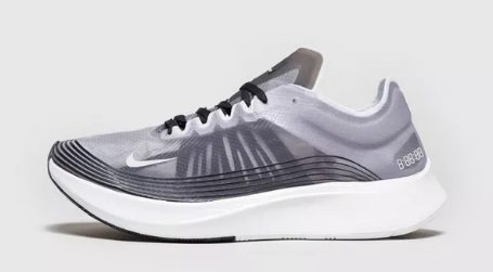 BUY NIKE ZOOM FLY SP IN GREY AT SIZE?
