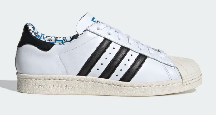 ADIDAS X HAGT SUPERSTAR 80'S