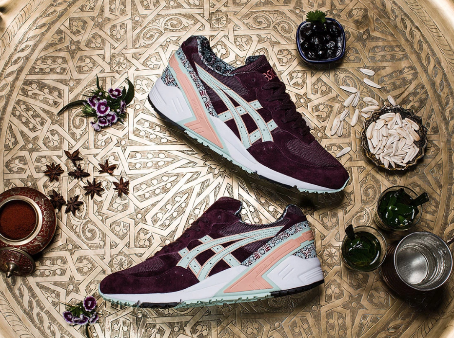 ASICS GEL-Sight 'Desert Rose'