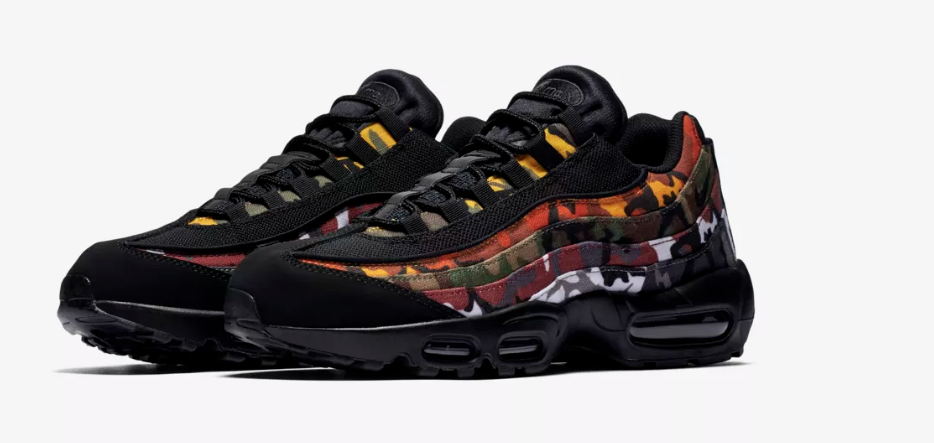 side NIKE AIR MAX 95 OG MC SP ERDL 'BLACK'