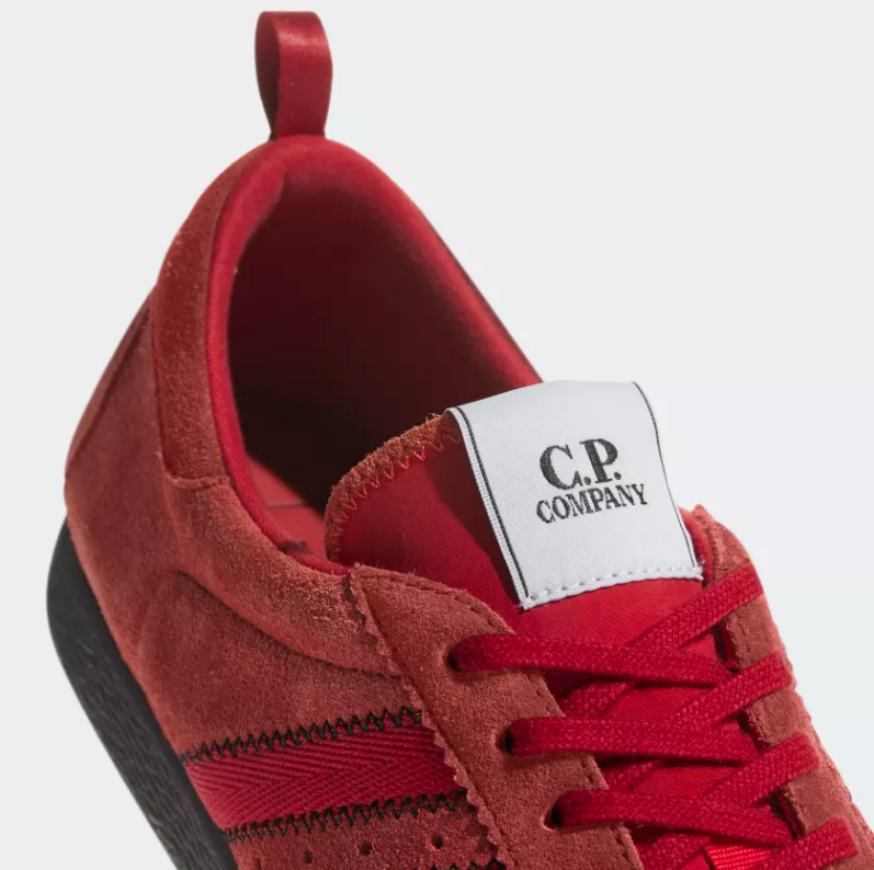 tongue of ADIDAS ORIGINALS X C.P. COMPANY TABACCO