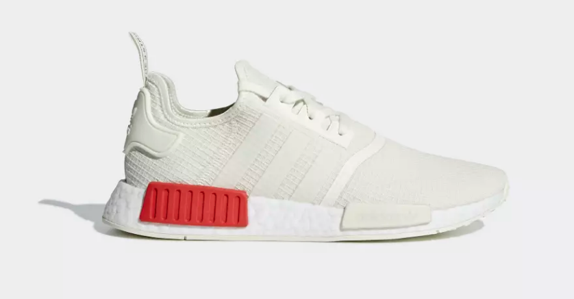 SIDE VIEW ADIDAS ORIGINALS NMD_R1 'OFF WHITE'