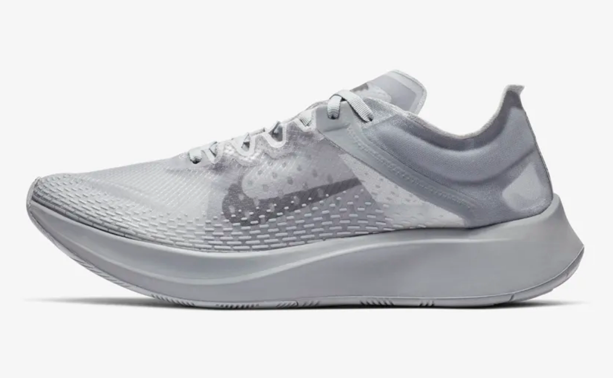 BUY GREY NIKE ZOOM FLY SP FAST
