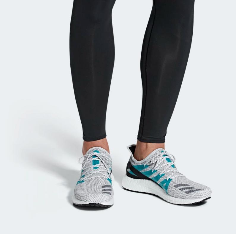on foot adidas Speedfactory AM4LDN City Series