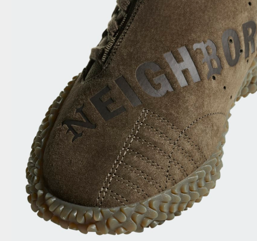 TOEBOX ADIDAS ORIGINALS X NEIGHBORHOOD KAMANDA 'OLIVE'