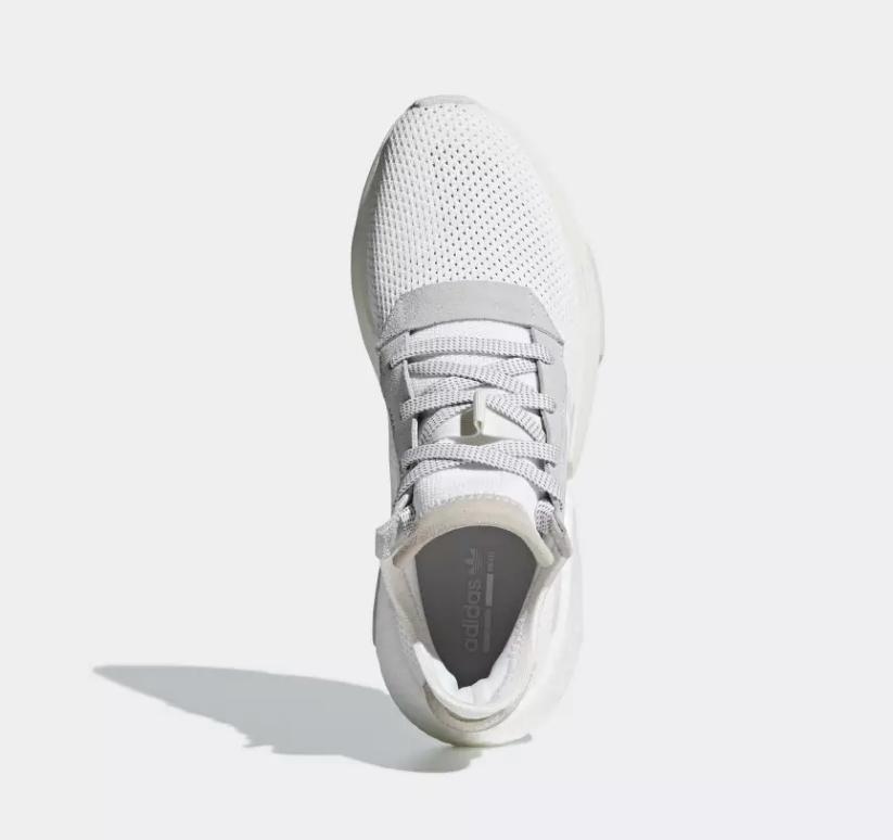 top adidas POD-S3.1 ftwr white