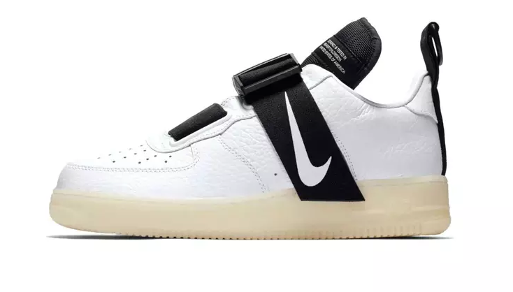 BUY WHITE NIKE AIR FORCE 1 UTILITY