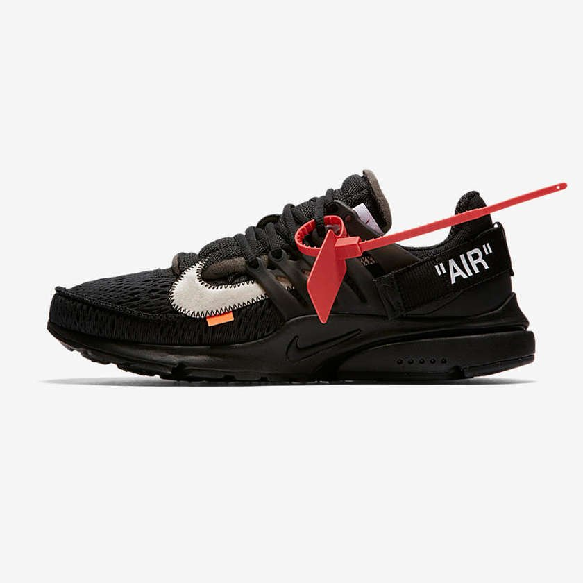 SIDE NIKE AIR PRESTO X OFF WHITE 'THE TEN'