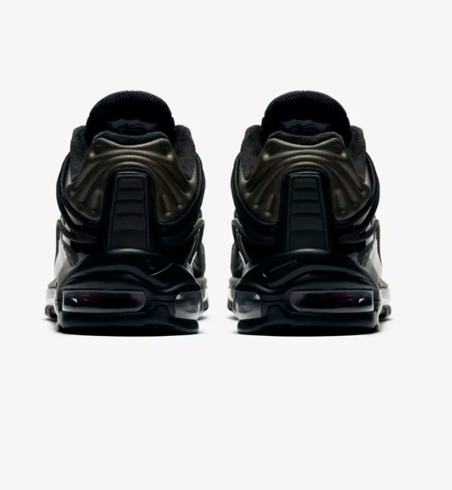 competitive price 89cf0 9583e heels of NIKE AIR MAX DELUXE SK  SKEPTA