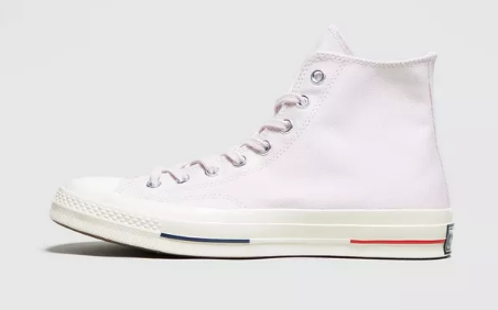 BUY WHITE CONVERSE 70 CHUCK HIGH AT SIZE?