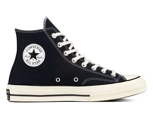 black converse 70s chuck taylor allstar