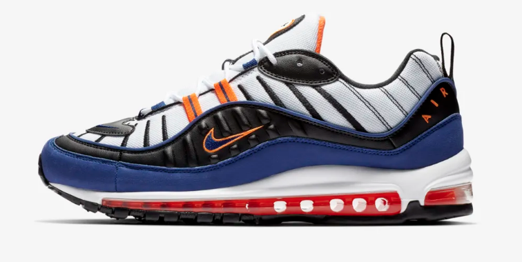 BUY NIKE AIR MAX 98 ROYAL BLUE
