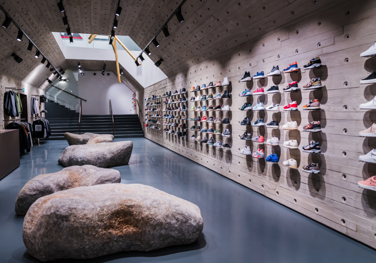 Inside Solebox Vienna