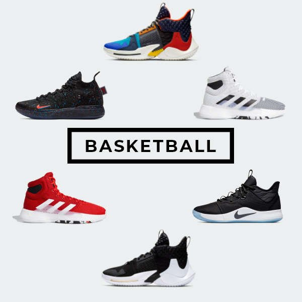 we have selected 6 of the best basketball shoes available today
