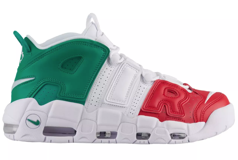 SIDE NIKE AIR MORE UPTEMPO 96 'ITALY'