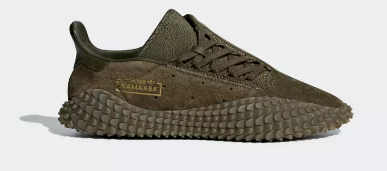 SIDE VIEW ADIDAS ORIGINALS X NEIGHBORHOOD KAMANDA 'OLIVE'