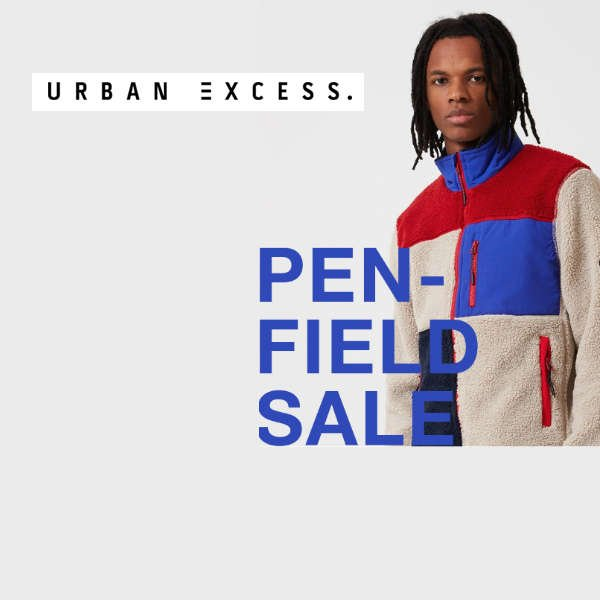 PENFIELD SALE AT URBAN EXCESS