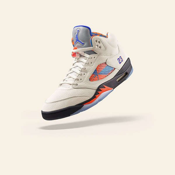 side AIR JORDAN 5 RETRO 'INTERNATIONAL FLIGHT'