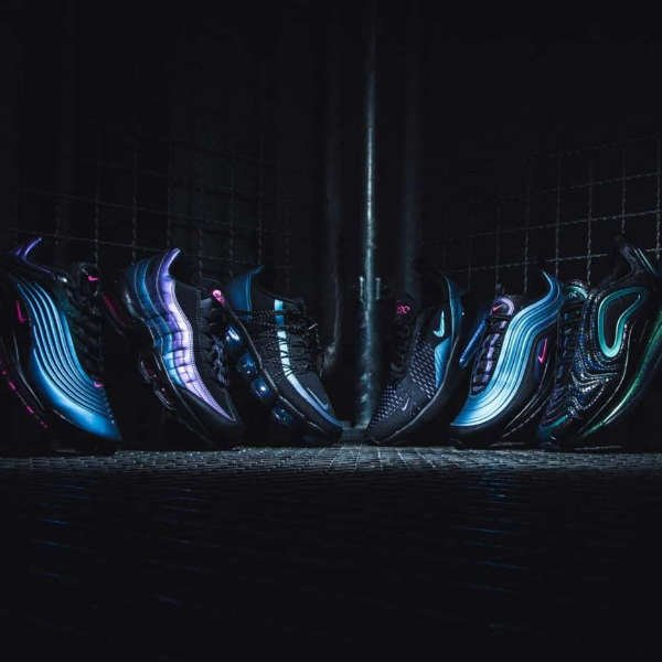 Nike Air Max 95 PRM ''Throwback Future Pack'' (Black Fuchsia)