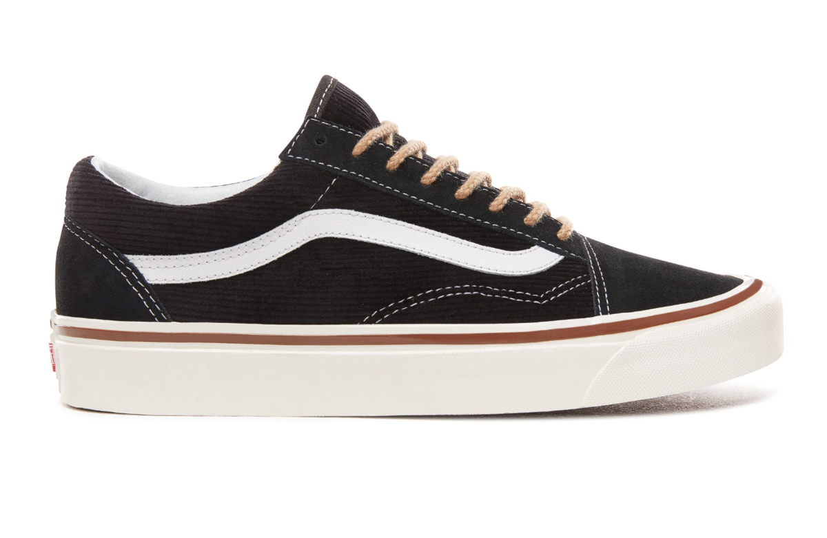 BUY VANS ANAHEIM STYLE 36 OLD SKOOL IN BLACK CORD