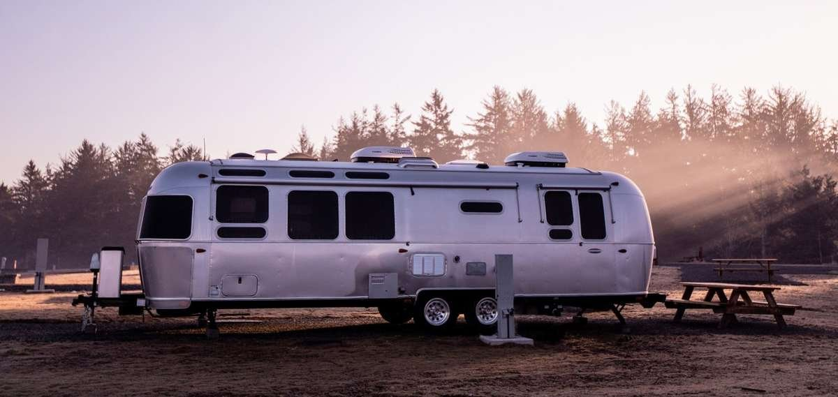Caravana gigante en Oregón