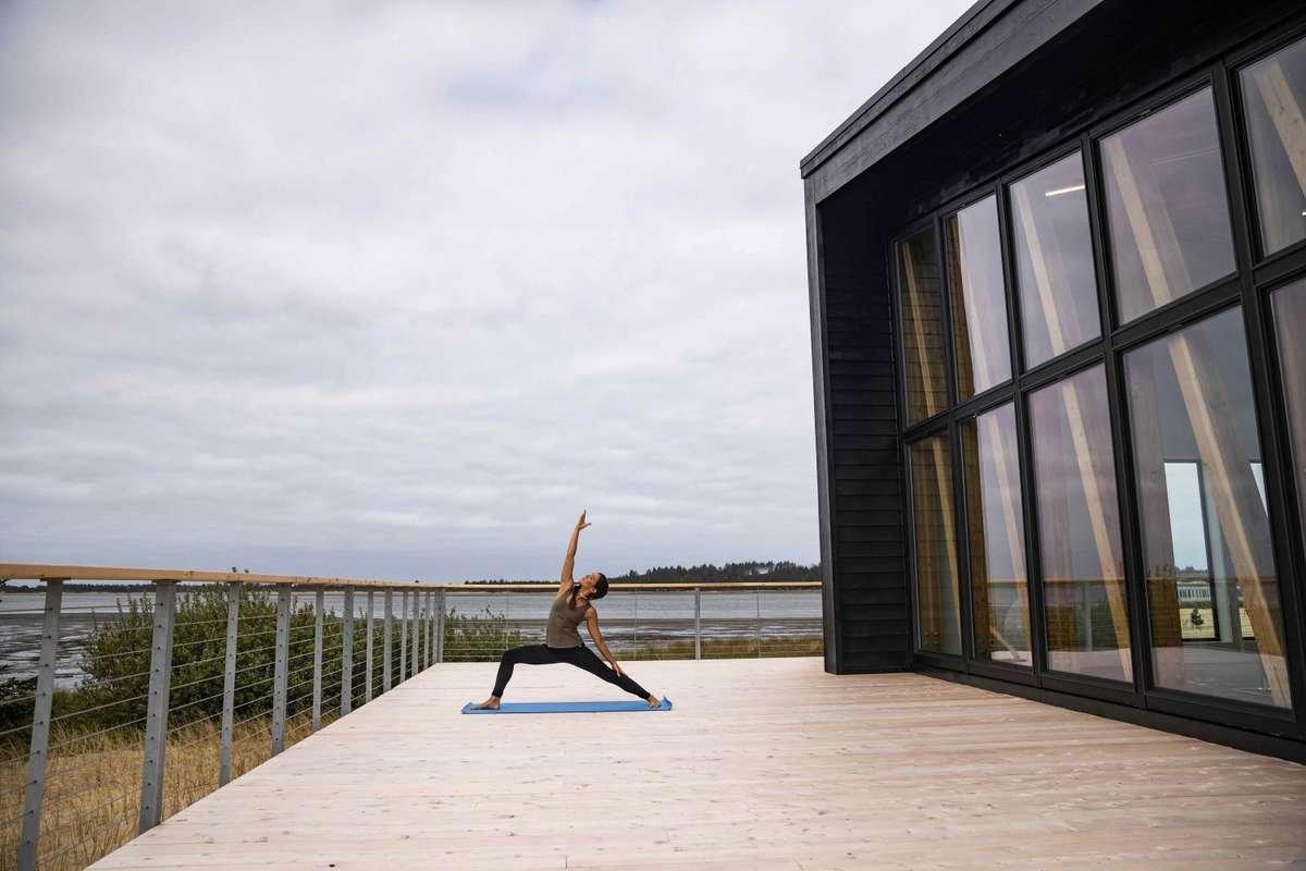 Yoga en Bay Point (USA)
